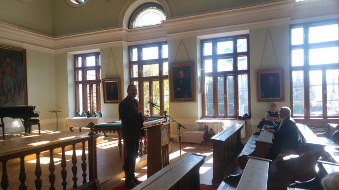Kállay Csaba a hollandiai peregrináció egyházi hatásairól