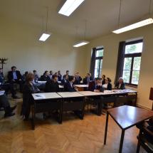 Műhelytevékenység az egyháztörténet csoportban