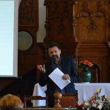 Reformáció és filozófia címmel tart előadást Berszán István