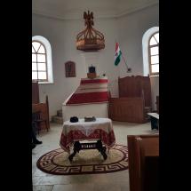 A 400 éves vajasdi templom