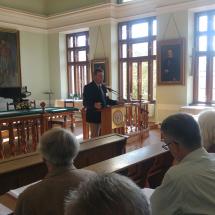 Nagy Gábor hollandiai tanulmányairól beszél