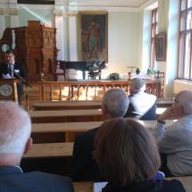 Gudor Botond a hollandiai peregrináció egyházi hatásairól