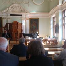 Juhász Ábel a hollandiai peregrináció egyházi hatásairól
