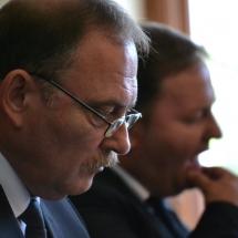 Kállay Dezső rektor