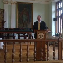 Stefan Schweyer (SThH Basel) előadása