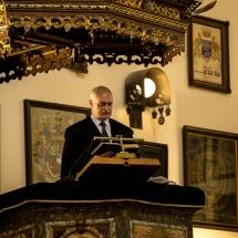 Igét hirdet Gáll Sándor kancellár, az EREK képviselője